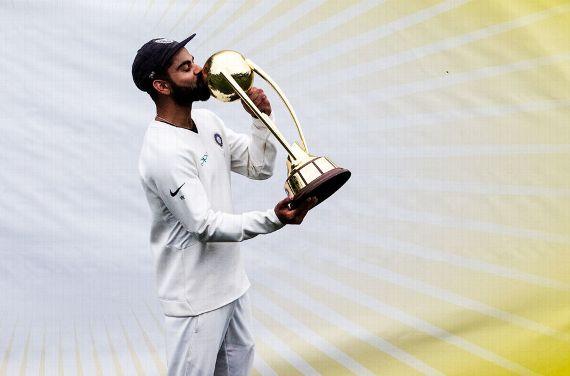2018 India Australia Test Series Recap