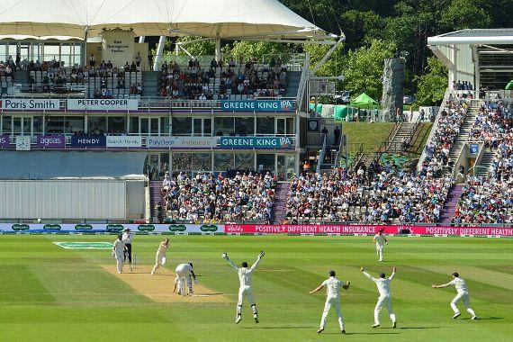 2018 India tour of England Mid Series