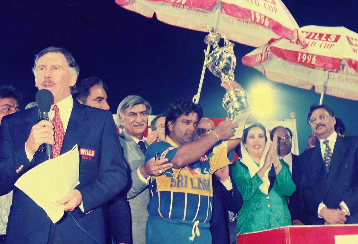 'You little beauty' – the 1996 World Cup