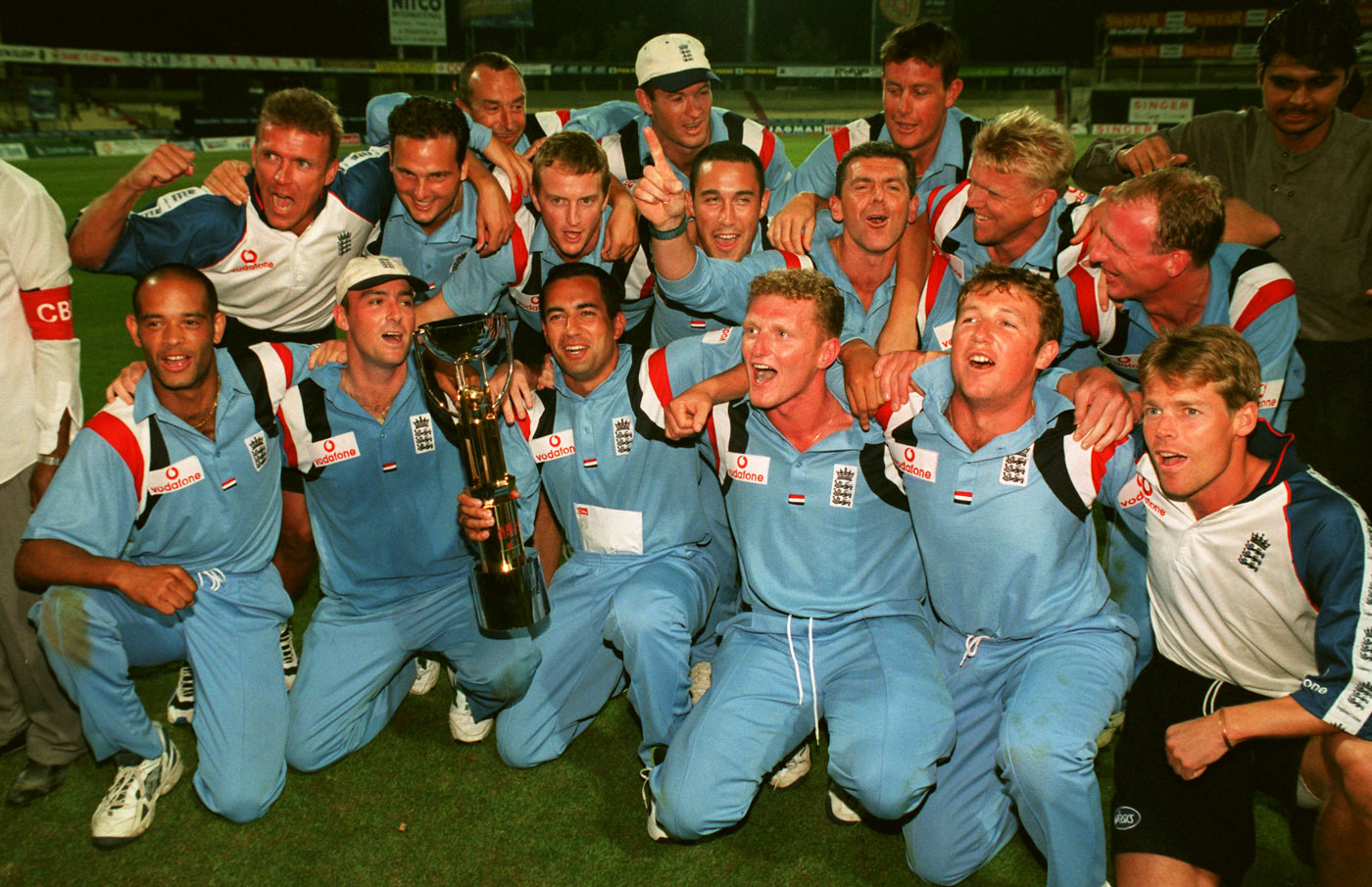 Lost boys, sporting memory, and England's ODI rise