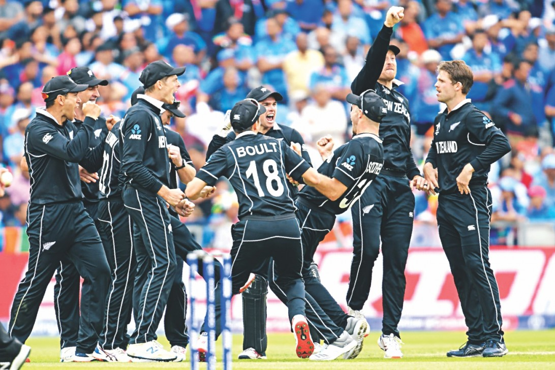 A two-day classic at Old Trafford: India v New Zealand review