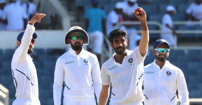 Bumrah and Co lead the rout