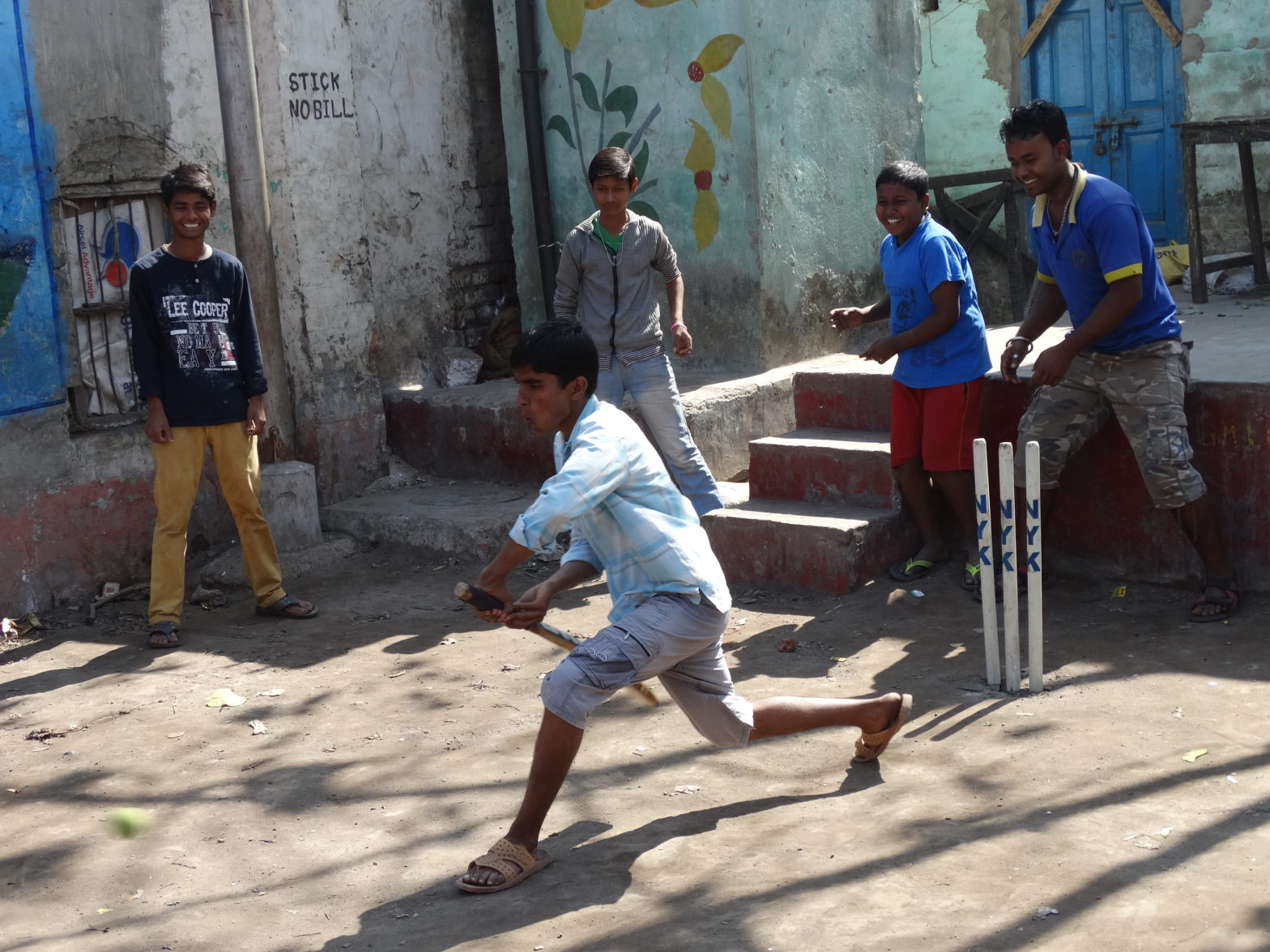 Street cricket chronicles: Deuce ball, Cambis ball, Wall out, Half out, and the great Olympian spirit of West Bengal